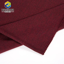 Superb Plain Kintted Polyester Elastic 100 Cotton Fabric For T-Shirt