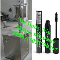 Commercial Mascara Filling Machine Cosmetic Filling