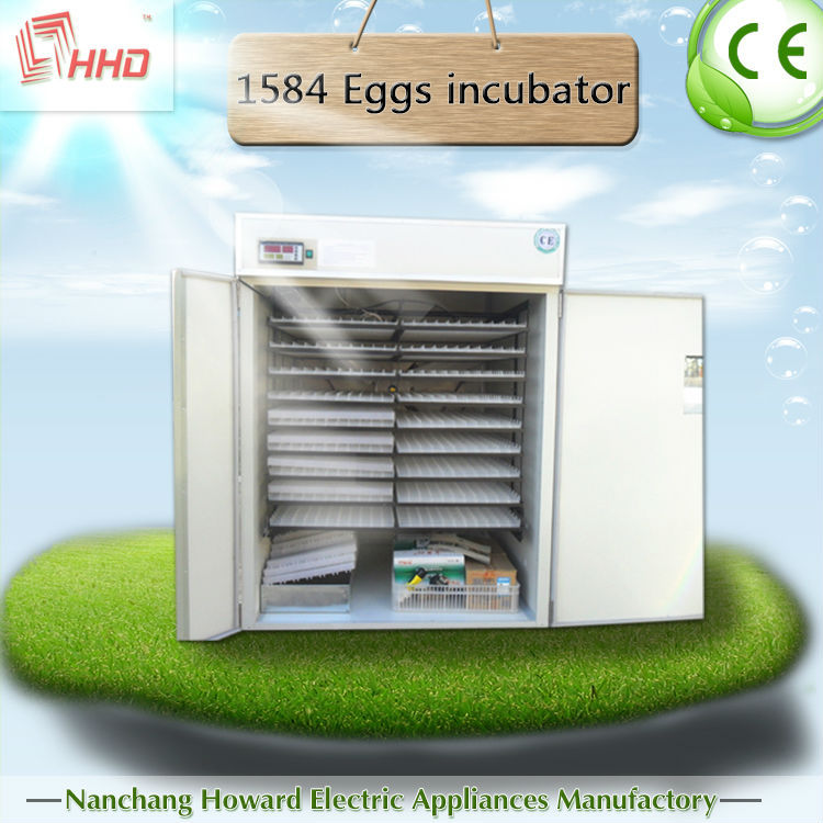 Best energy-saving 1584 eggs cheap egg hatchers prices in egypt YZITE-13 combination of hatcher and setter