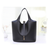 High quality new style ladies leather bag models genuine leather land bags