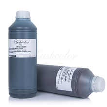 Factory Supply OEM Lushcolor 1000ML Big Tattoo Bottle Pigment Permanent Makeup Ink For Eyebrows Eyelines Lip Scalp