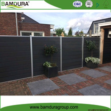 decorative bamboo fence panel for garden