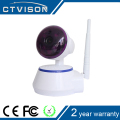 New Plug & Play High Definition Pan & Tilt P2P IP Camera