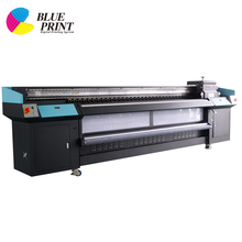 High efficiency printing banner machine UV printer with ricoh gen5
