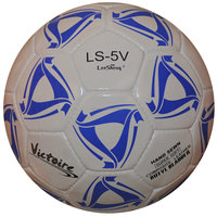 Selling well of good quality imported PU leather soccer ball