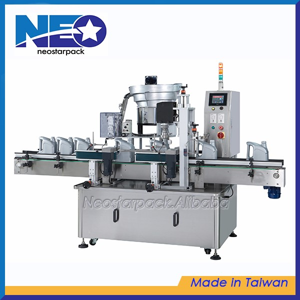 NCT series Capping Machine, Automatic Capper