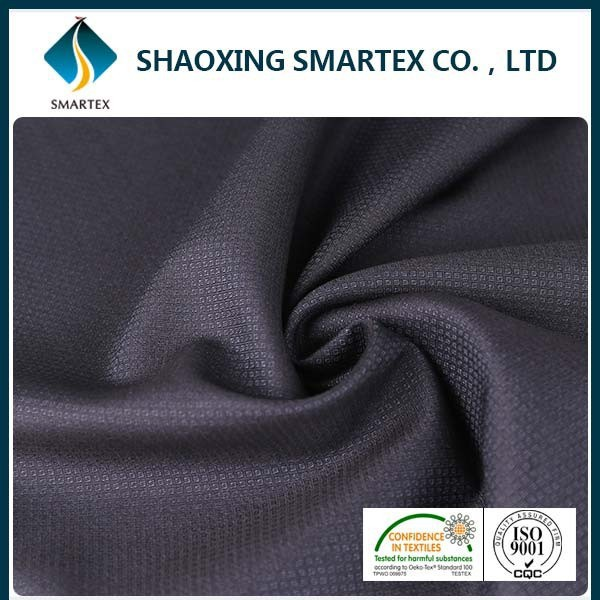 SM-24176 Newest Design Shaoxing supplier Comfortable Jacquard italian suit fabric