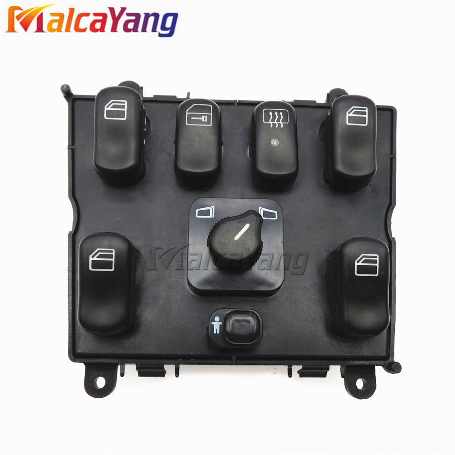 1638206610 Electric Window Master Switch for Ben z <strong>W163</strong> ML320 ML430 A 1638206610 03751566