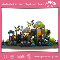 Loooong Service Life Children Gym Playsets
