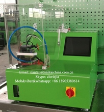 NANTAI manual common rail diesel injector test bench NTS118 EPS118