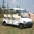 Electric Sightseeing vehicles with 8 seat pass CE certificate DN-8