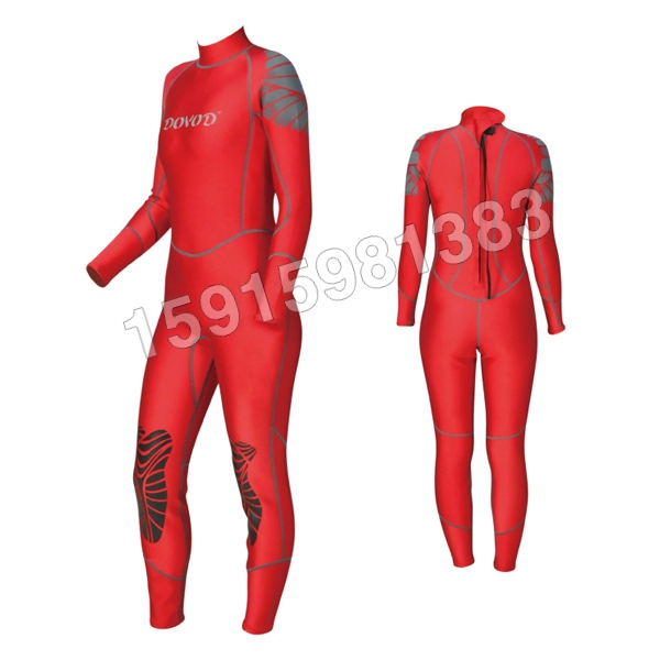 Long Sleeve Custom Colored Wetsuits