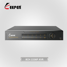 5 in 1 IPC TVI CVI AHD CVBS Surveillance Hybrid DVR 8 channel