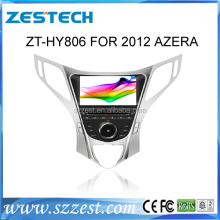 Special for hyundai azera Car dvd gps navigation USB/SD/3G/EXT MIC/Camera/Remote control with China supplier ZT-HY806
