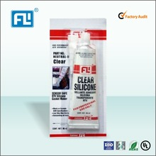 removing siliocne adhesive ,High temp resistance RTV silicone sealant gasket maker with 502 super glue