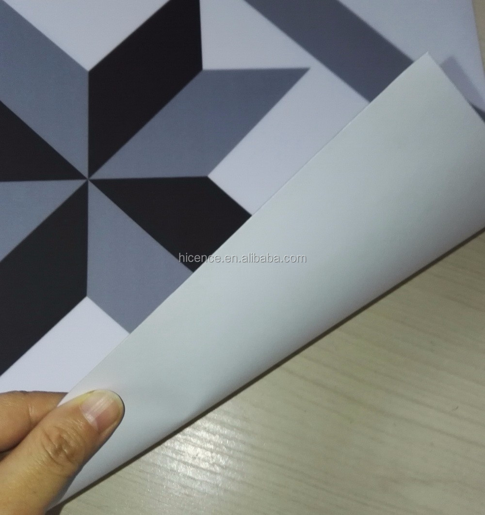 Self Adhesive Digital Printing 45CM*45CM Floor Tiles Decoration