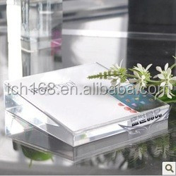acrylic display holder/ ipad display stand holder