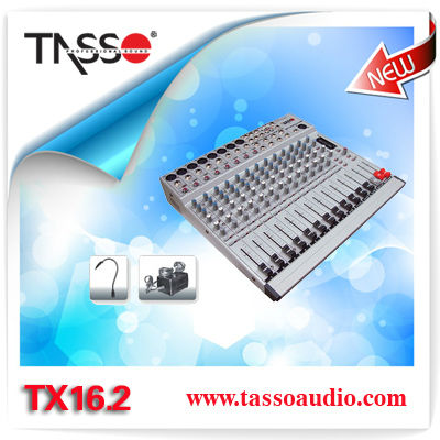 China karaoke sound mixer yamaha digital audio mixer