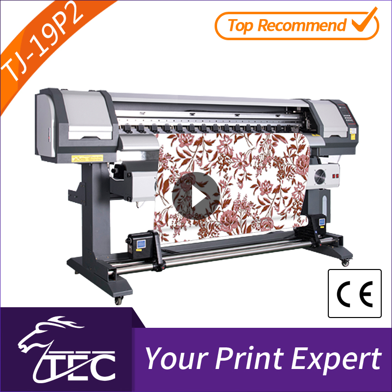 2016 new 1.8m 2 pcs pc3200 head roll to roll heat press used sublimation printing machines for sale