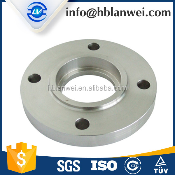 alibaba online shopping spectacle blind flange Black Casting Socket Weld Flange