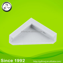 high quality plastic furniture corner fittings huben furniture fitting