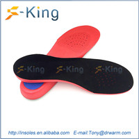 Custom EVA orthotics insole for high arch foot