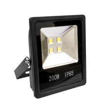 Fast heat dissipation 3000 lumen led flood light 30 watt for stage stadium walls