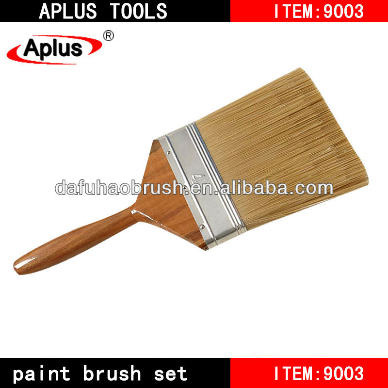 620 series flat style synthetic bristle for painting