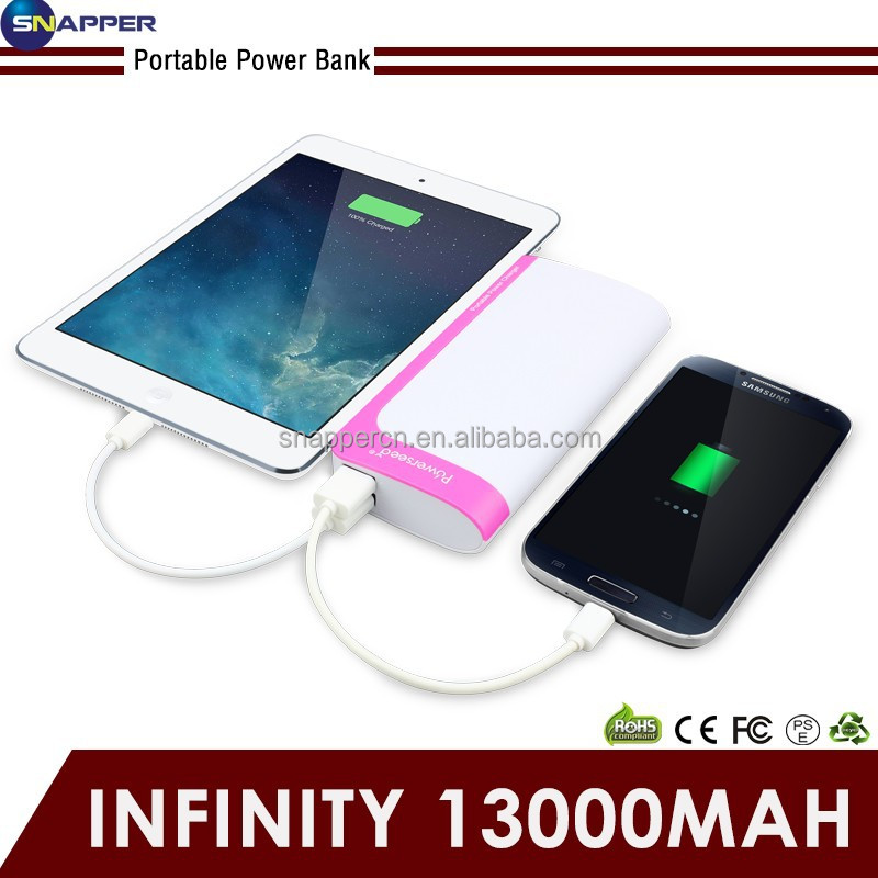 2017 new arriving power bank for cellphones with ce rohs 10000mah