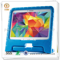 For Samsung Galaxy Tab 4 tablet Kids Case Drop Proof With Stand Blue