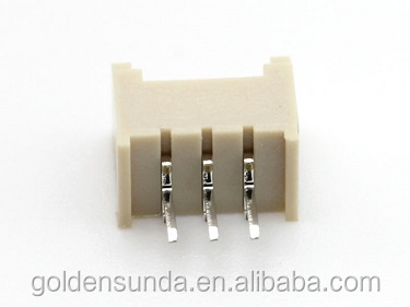 1.25mm Pitch 2 ~ 15 Pin Available DIP 180 Straight Type Wire to Board Connector