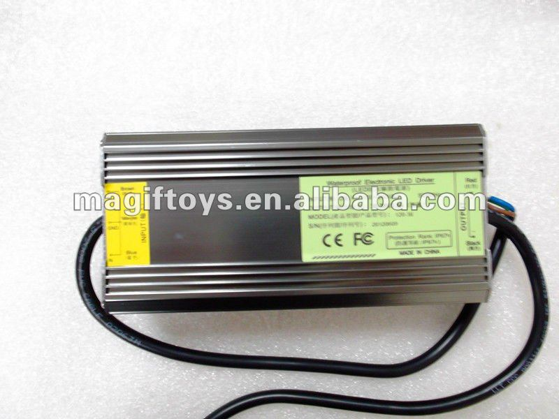 Waterproof Constant Current Led Driver 64W 3200mA 15-20V IP67 10seriesx5