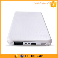 Mini Mobile Phone Power Bank 5200mAh Thin Powerbank