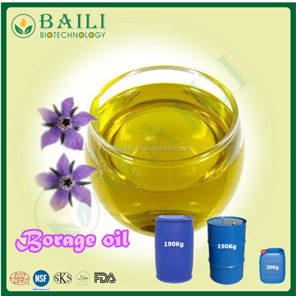 Pure Botanic Borage Oil factory direct supply