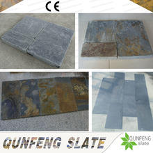 Non-slip Nature Low Prices Paving Stone Slate Slabs
