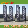 wholesale outdoor beach feather flags