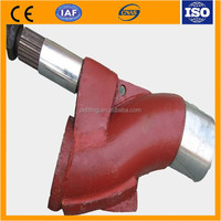 Concrete Pump Spare Parts S Valve / S tube / S pipe ,oval tube bending,any colour, dn125,dn200,blue,yellow