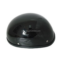 Classic Military Helmets Black Color Used motorcycle helmets For Sale