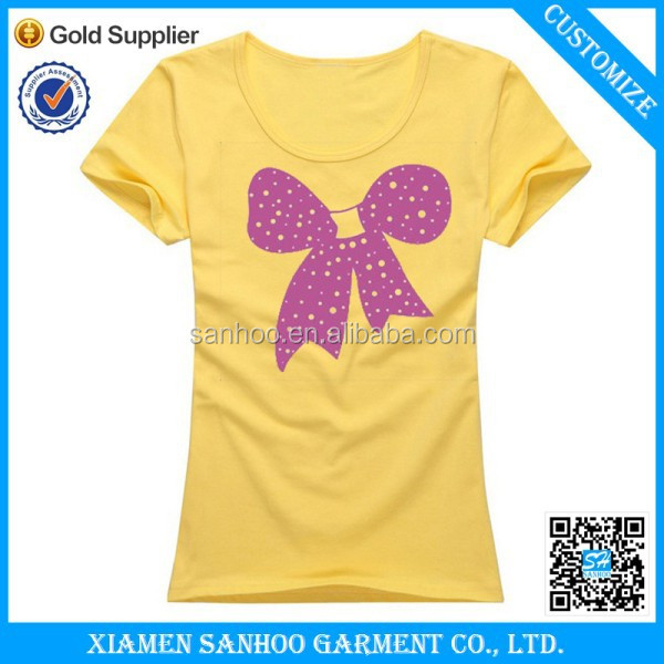 2016 factory price silk screen printing hot sale good for Cost to screen print t shirts