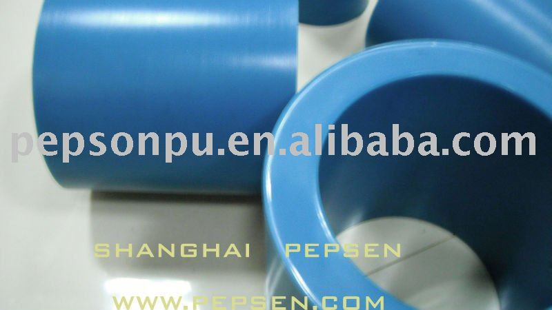 Urethane Sleeves for Fiberglass Chopped Strand