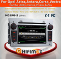 HIFIMAX Android 4.4.4 opel astra h car radio dvd gps navigation system multimedia with A9 fast CPU & wifi 3G (silver color)