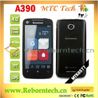 4 inch MTK6577 Lenovo A390 Android phone