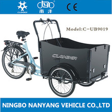 Europe 3 Wheel Cargo Bike for sale / inter 7 speeds