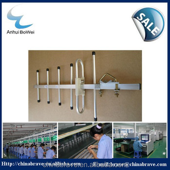 high quality 470-620MHz easy installation digital yagi antenna