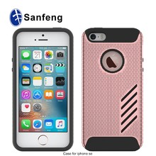 Wholesale Cell Phone Cover Case for Apple iphone se 5s Bling Back Cover Case Shell