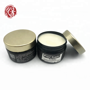 High quality cosmetic product resist heat damage private label brand Matt Hair Paste pomade Clay hair styling Mud/Clay