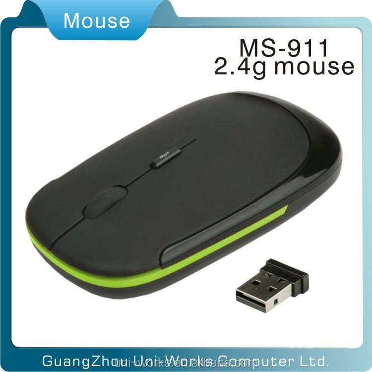 4D USB optical 2.4G wireless mouse wholesale 3500