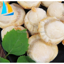 Healthy frozen seafood for export skirt on scallop in a low price