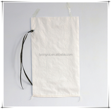 woven polypropylene bags wholesale sand bags with drawstring