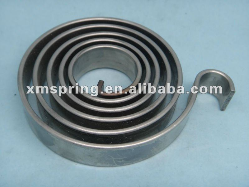 Big flat clock spring for milling machine spindle(Thickness:2.35mm)
